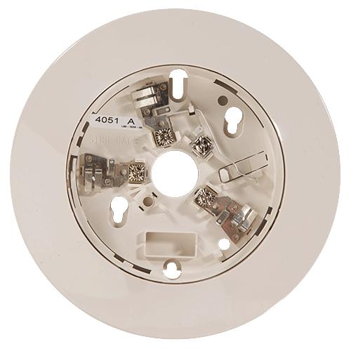 400 Series Plug In Smoke Detector Bases